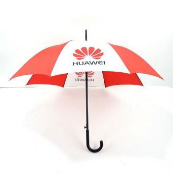 All Metal Stick Promotional Umbrella
