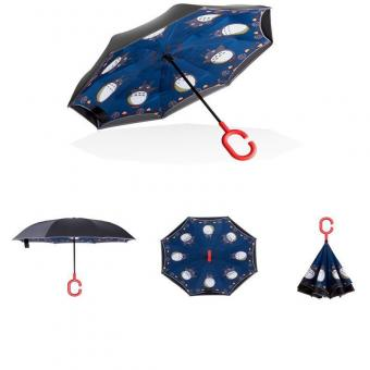 Drip Free Kid's Reverse Umbrella