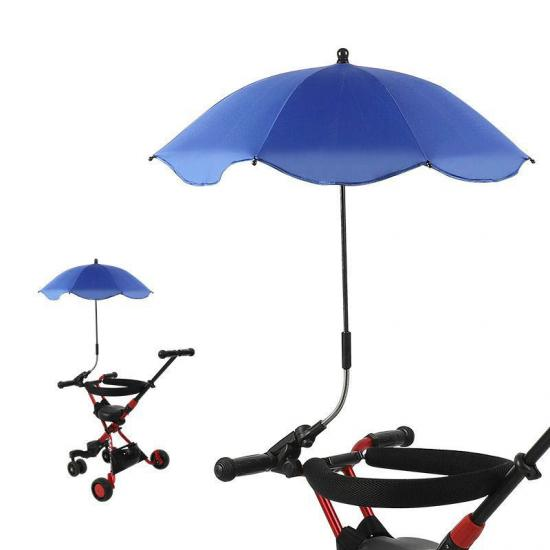 Baby Carriage with Umbrella