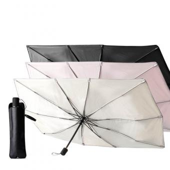 3 Folding Car Sun Shade Umbrella