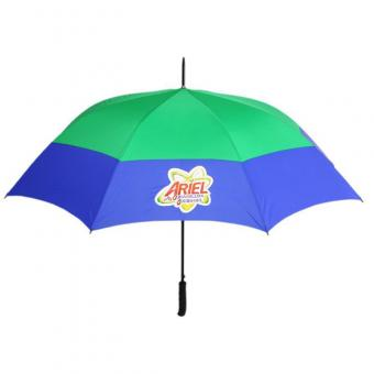personalized advertising golf umbrella