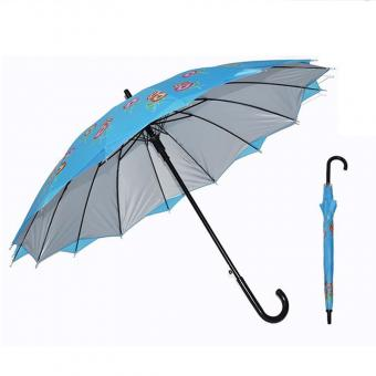 manual open bulk straight umbrella